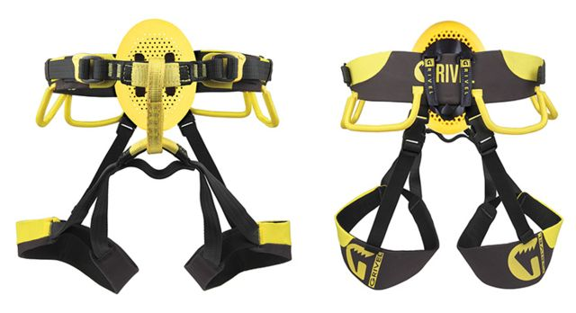 photo: Grivel Apollo sit harness