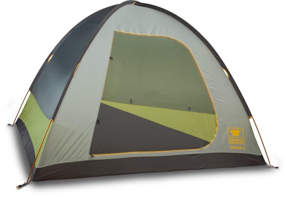 photo: Mountainsmith Upland 6 three-season tent