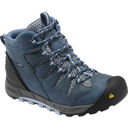 photo: Keen Women's Bryce Mid WP hiking boot