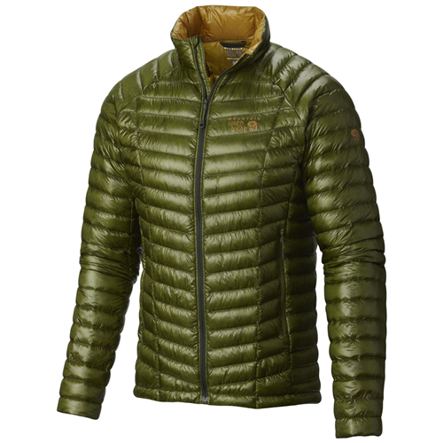 photo: Mountain Hardwear Men's Ghost Whisperer Down Jacket down insulated jacket