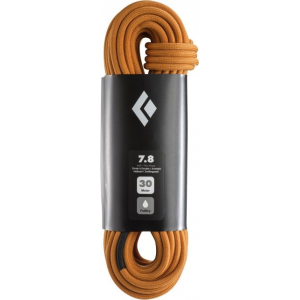 Black Diamond 7.8mm FullDry Climbing Rope