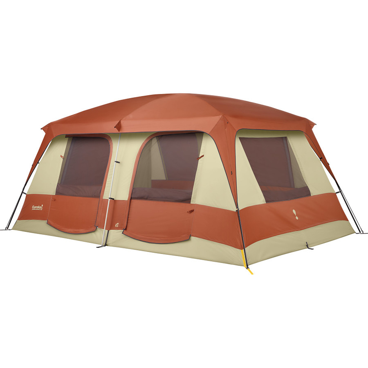 photo: Eureka! Copper Canyon 5 + ScreenRoom three-season tent