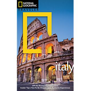 photo: National Geographic Italy, 4th Edition international guidebook