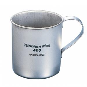 photo: Evernew Titanium Mug 300 cup/mug