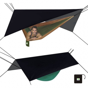 photo of a Hammock Bliss tent/shelter