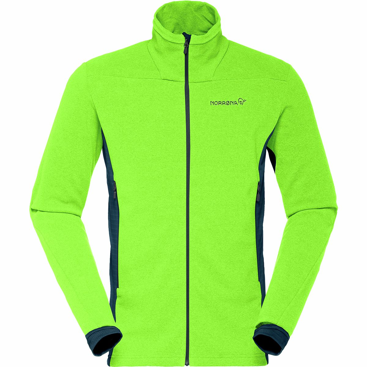 photo: Norrona Falketind Warm1 Jacket fleece jacket