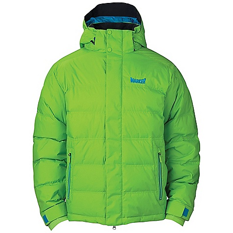 photo: Marker Shroud Jacket down insulated jacket