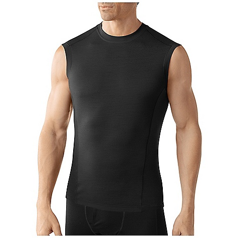 photo: Smartwool Lightweight Sleeveless base layer top