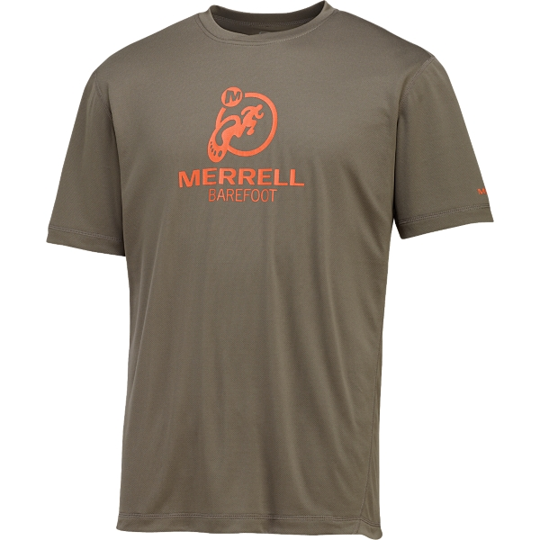 photo: Merrell Barefoot Tee short sleeve performance top