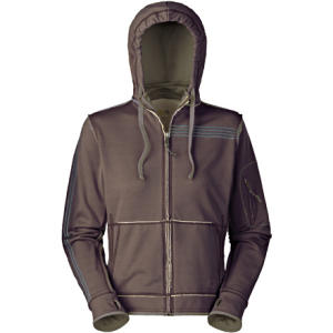 photo: Mountain Hardwear Beaten Path Hoody fleece top