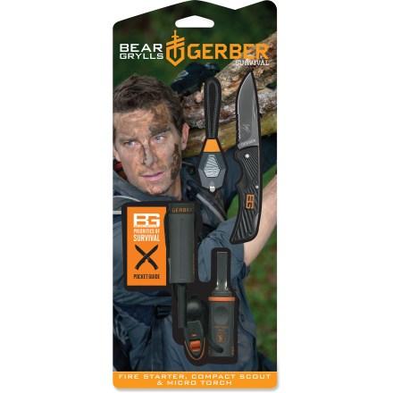 Gerber Bear Grylls Survival Essentials