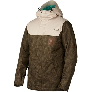 photo: Oakley Rykkinn Jacket synthetic insulated jacket