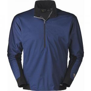 photo: Mountain Hardwear Transition Featherweight Zip T long sleeve performance top