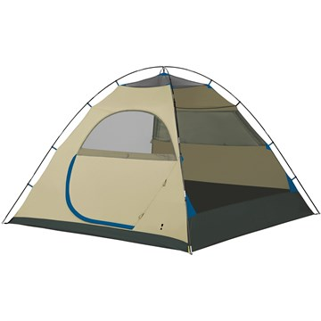 photo: Eureka! Tetragon 5 three-season tent