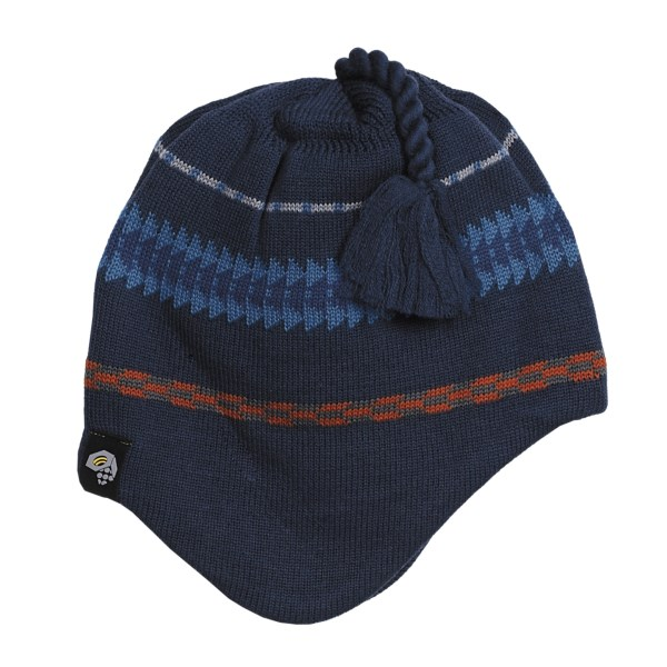 photo: Mountain Hardwear Serpens Dome winter hat