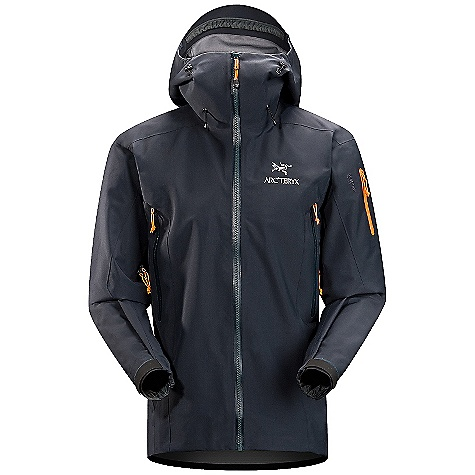 photo: Arc'teryx Theta SV Jacket waterproof jacket