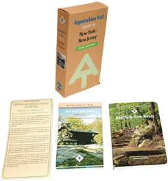 Appalachian Trail Conservancy New York/New Jersey Guide and Maps