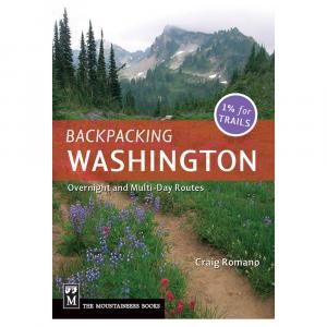 The Mountaineers Books Backpacking Washington