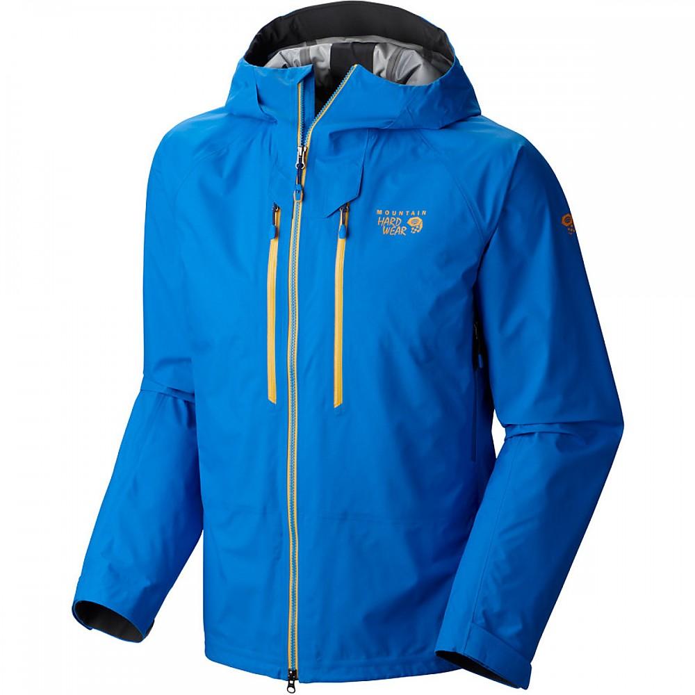 photo: Mountain Hardwear Seraction Jacket waterproof jacket