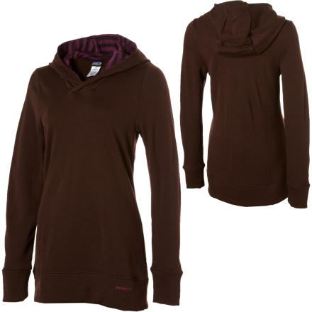 photo: Patagonia Merino 4 Classic Hoody base layer top