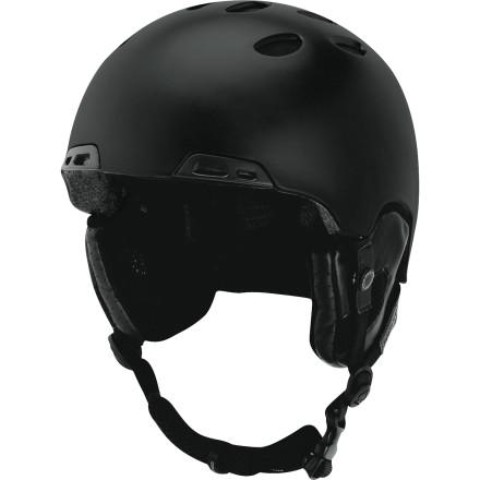 photo: Pro-tec Men's Vigilante Helmet snowsport helmet