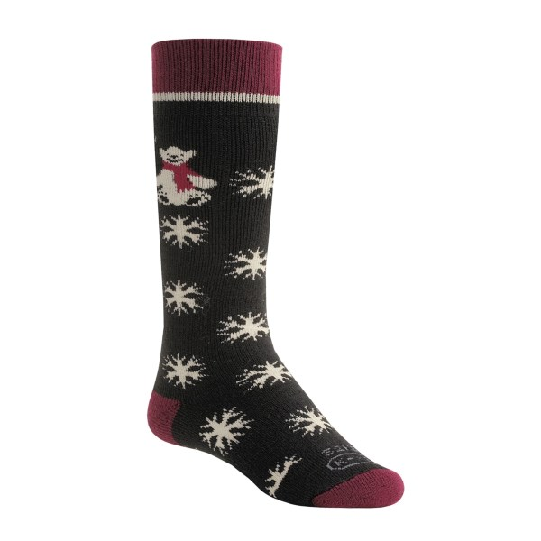Lorpen Mid/Heavyweight Ski/Snowboard Italian Wool Sock