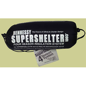 Hennessy Hammock SuperShelter Insulation System