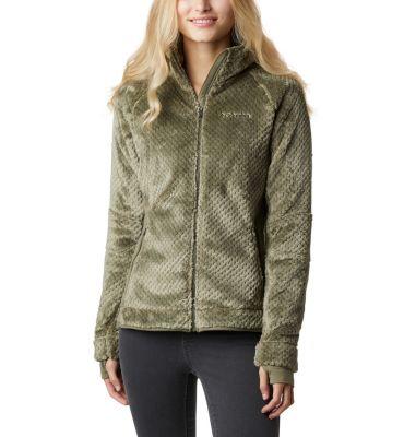 photo: Columbia Pearl Plush II Fleece fleece jacket