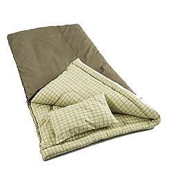 photo: Coleman Big Game -5 cold weather synthetic sleeping bag