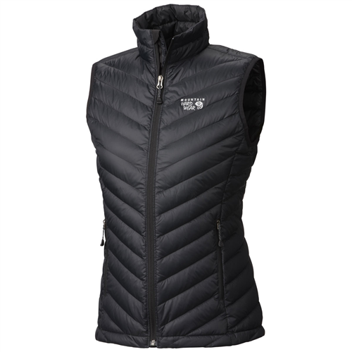 photo: Mountain Hardwear Women's Nitrous Vest down insulated vest