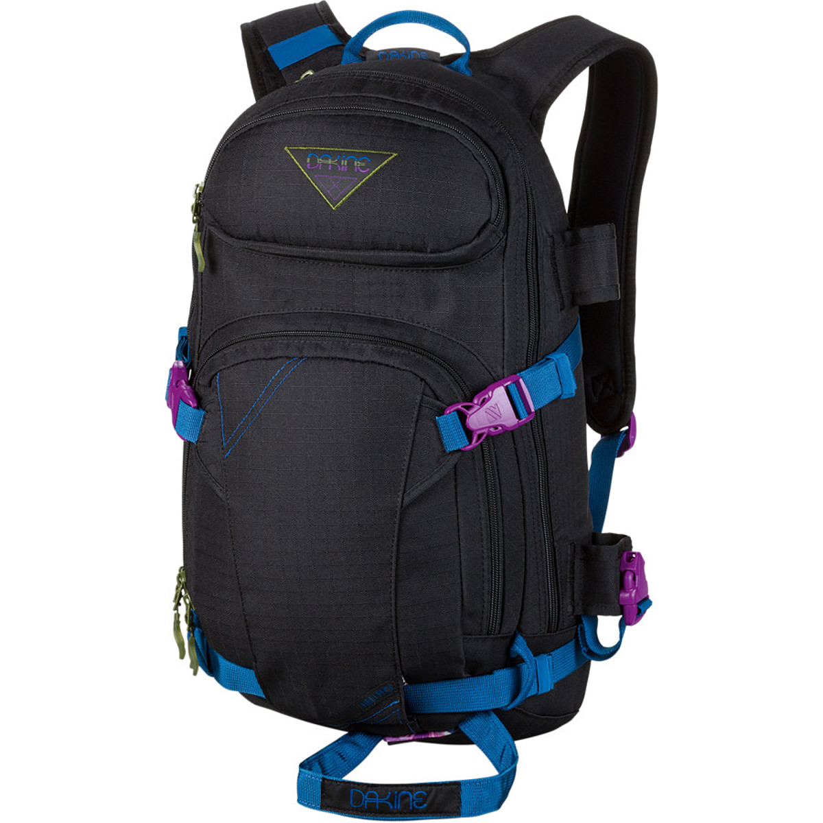 photo: DaKine Women's Heli Pro winter pack