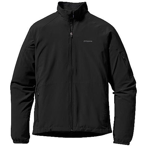 photo: Patagonia Men's Traverse Jacket soft shell jacket