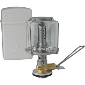photo: Snow Peak GigaPower Lantern, Manual fuel-burning lantern