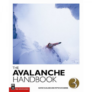 photo: The Mountaineers Books The Avalanche Handbook first aid/safety/survival book