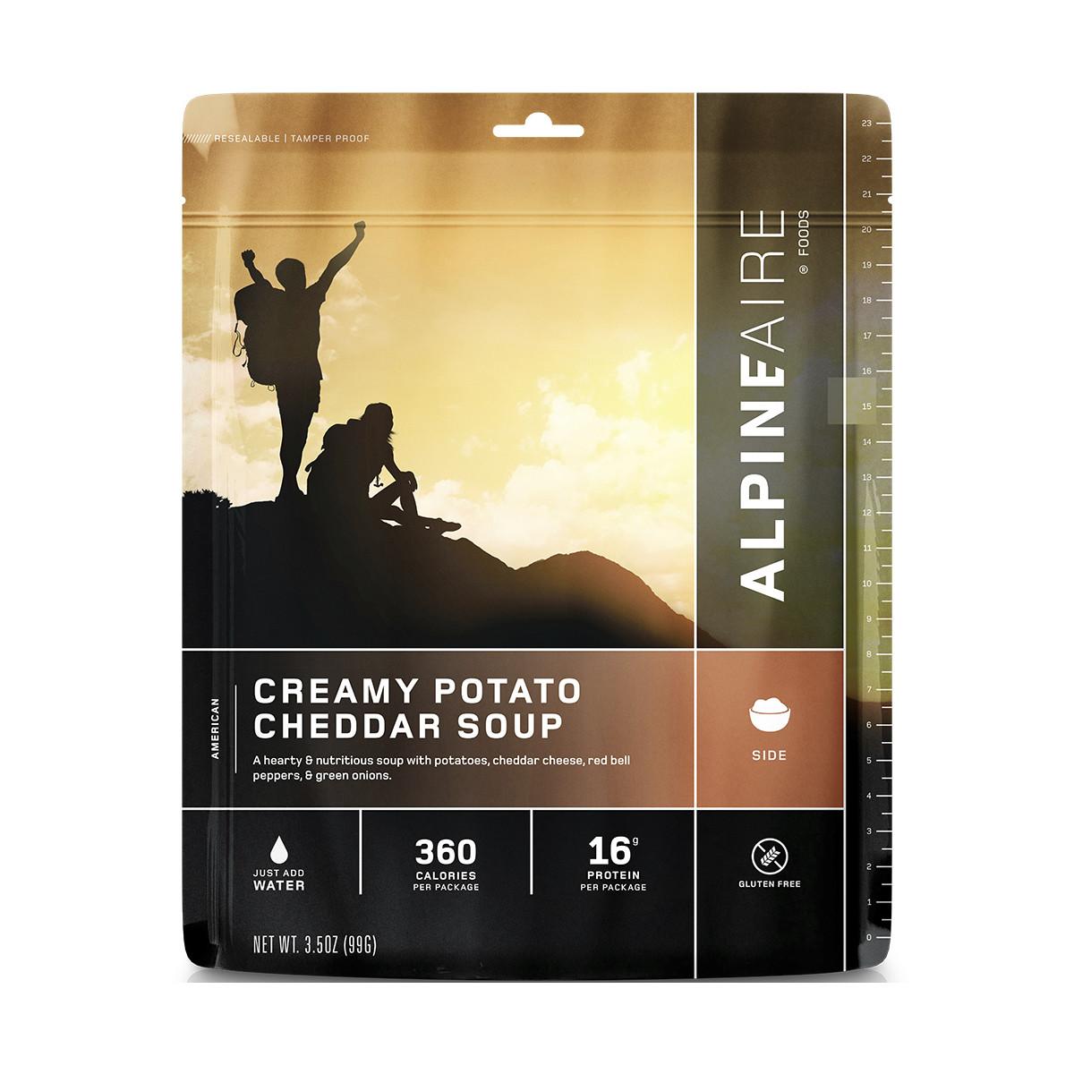 AlpineAire Foods Creamy Potato Cheddar Soup