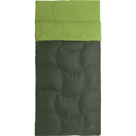 photo: Marmot Synthetic Yurt warm weather synthetic sleeping bag