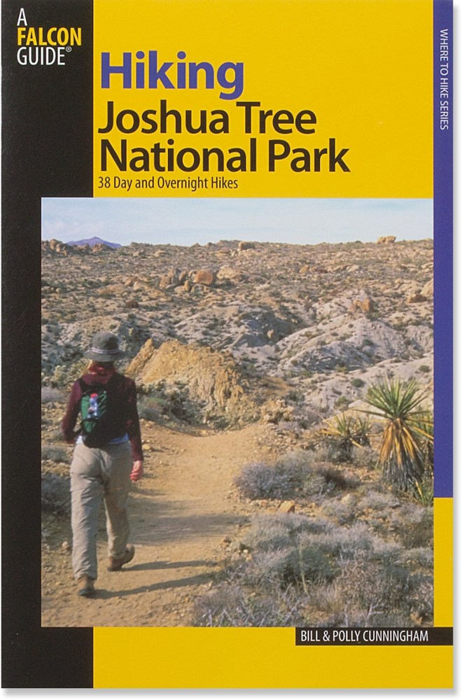 Falcon Guides Hiking Joshua Tree National Park