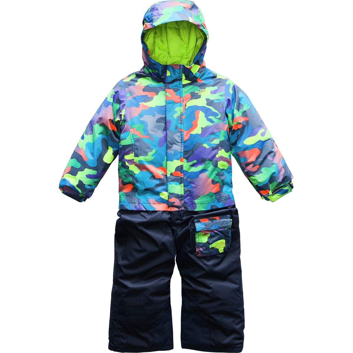 photo: The North Face Insulated Jumpsuit kids' snowsuit/bunting