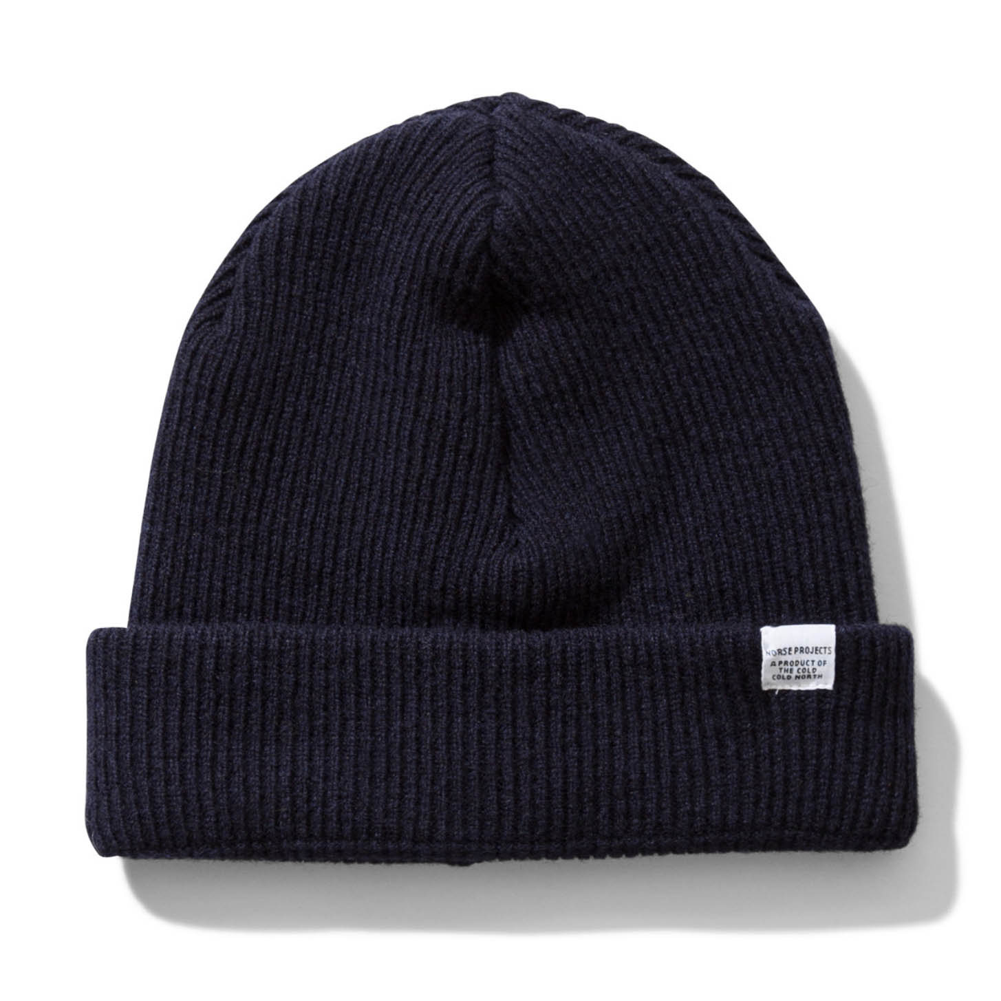 Norse Projects Lambswool Beanie