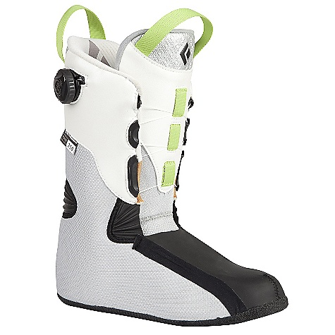 photo: Black Diamond Efficient Fit Tele Ski Boot Liner telemark boot