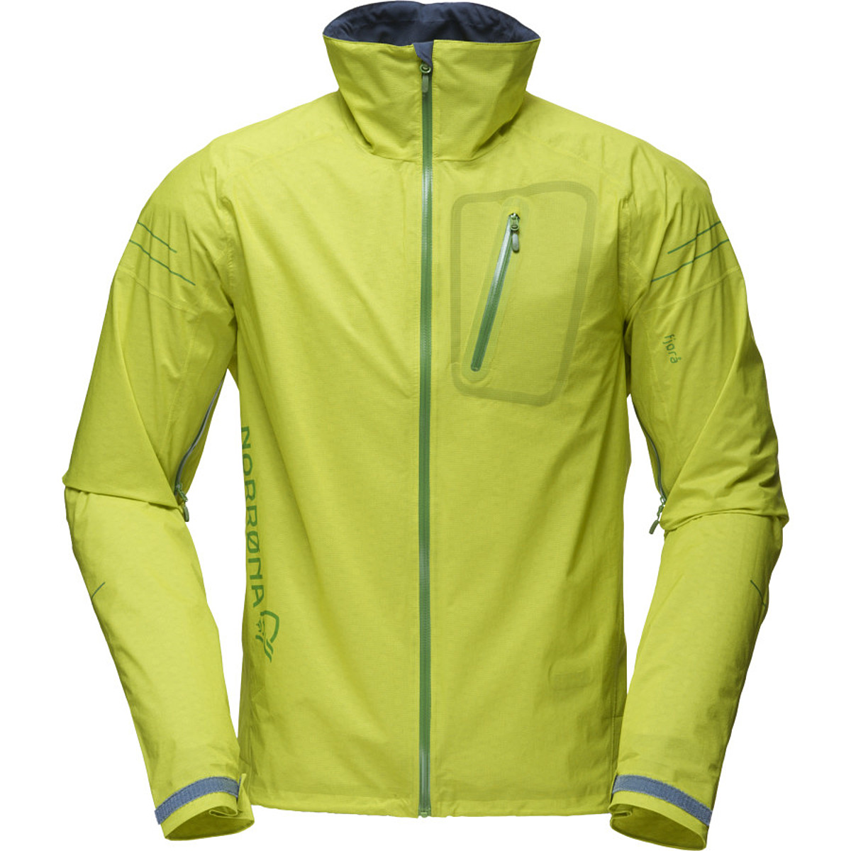 photo: Norrona Fjora Dri1 wind shirt