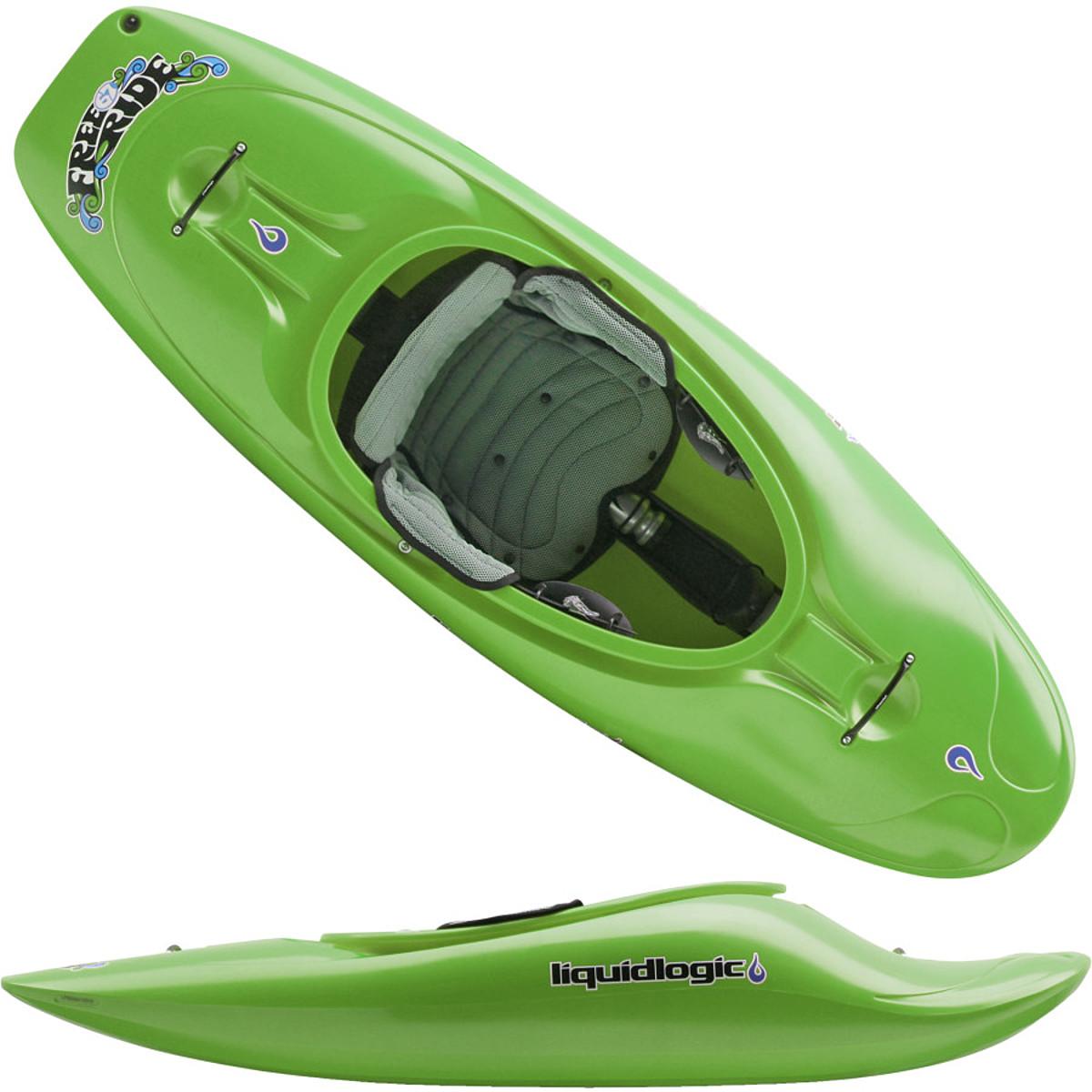 photo: LiquidLogic Freeride whitewater kayak