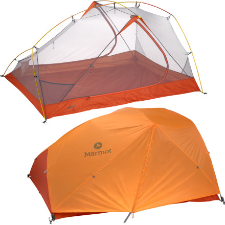 photo: Marmot Boreas 3P three-season tent