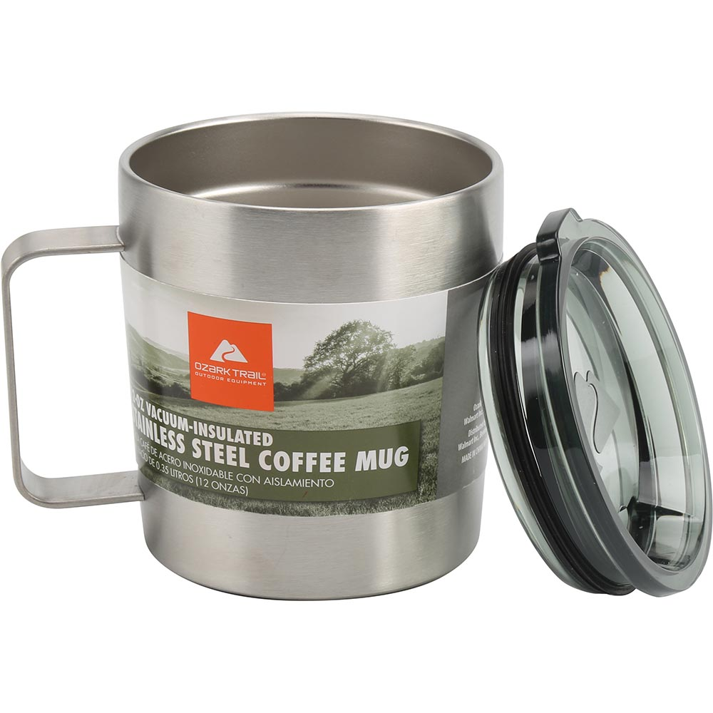 Ozark Trail 12oz Stainless Steel Coffee Mug