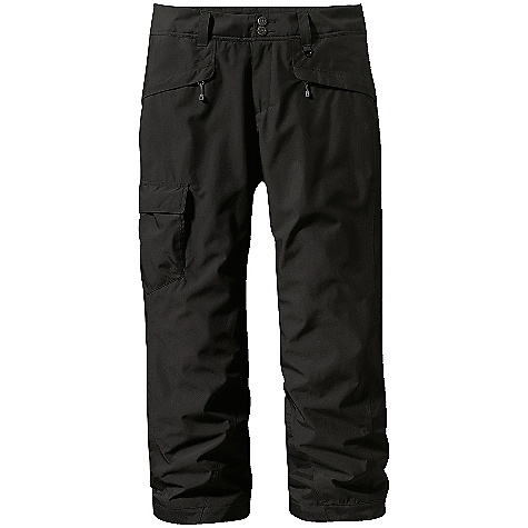 photo: Patagonia Insulated Snowshot Pants synthetic insulated pant