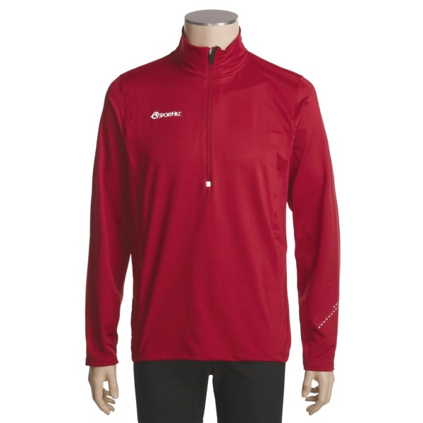 SportHill Nomad Zip Top L/S