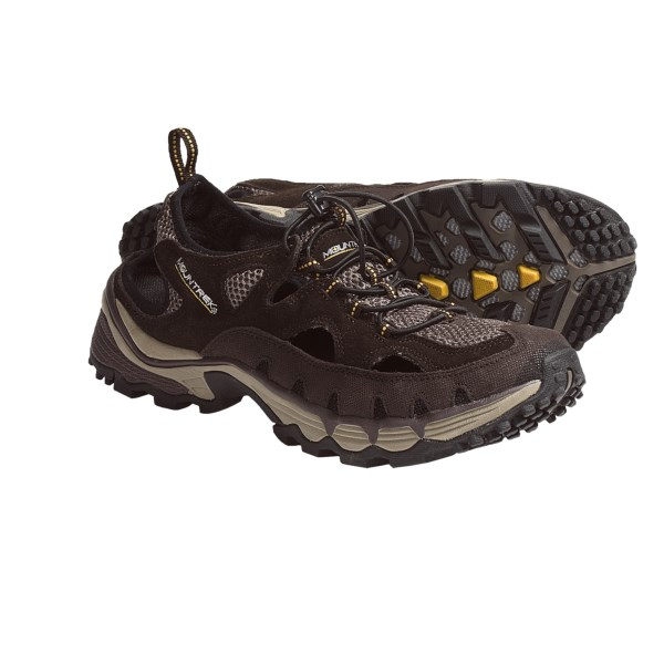 photo of a Mountrek trail shoe
