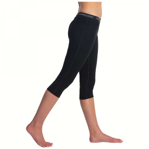 photo: Icebreaker Women's Oasis Legless base layer bottom