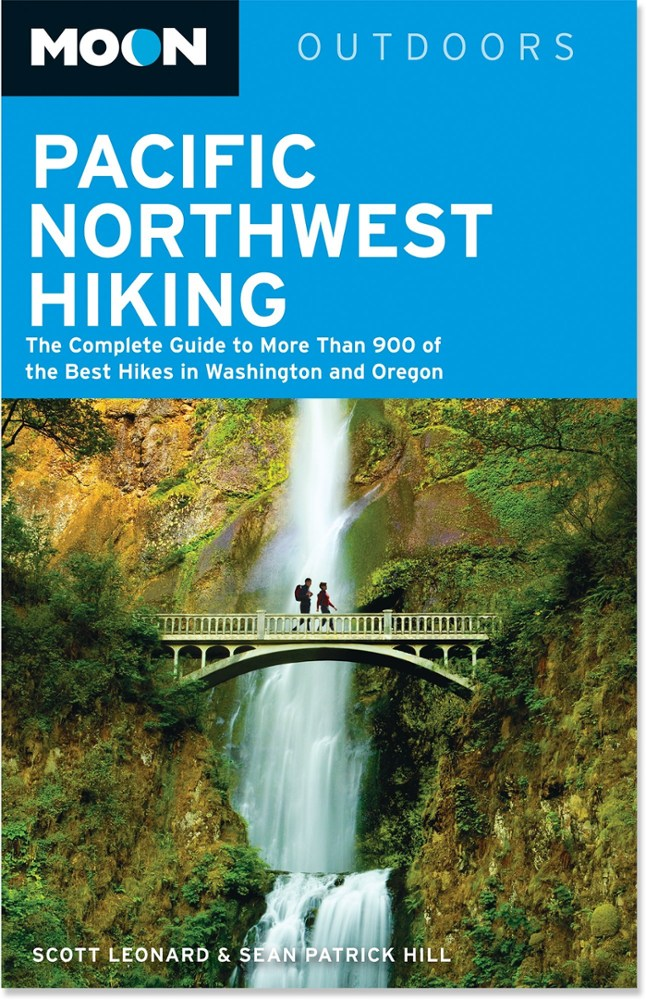 photo of a Avalon Travel us pacific states guidebook