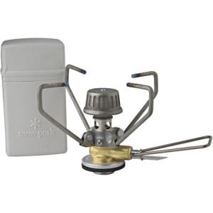 Snow Peak GigaPower Stove, Titanium, Manual